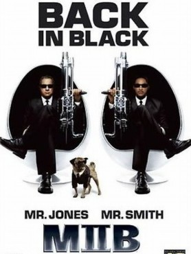 DVD: Men in Black II © Sony Pictures Home Entertainment