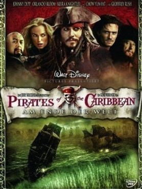 DVD: Pirates of the Caribbean – Am Ende der Welt © Touchstone
