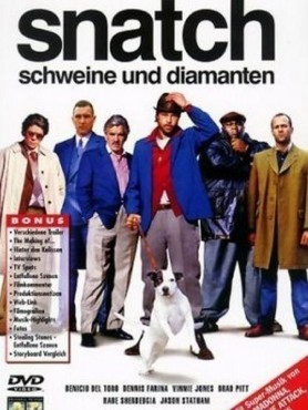 DVD: Snatch - Schweine und Diamanten © Sony Pictures Home Entertainment