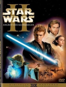 DVD: Star Wars – Episode II © Twentieth Century Fox Home Entertainment