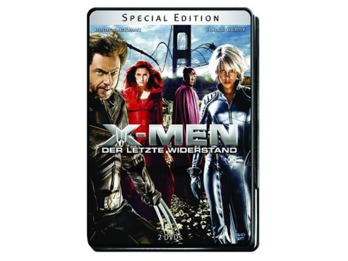 DVD: X-Men 3 – Der letzte Widerstand (Special Edition) © Twentieth Century Fox Home Entertainment