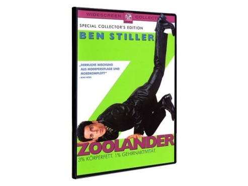 DVD: Zoolander © CIC Video/Paramount Home Ent.