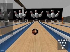 Screenshot 1 - Bowling Evolution