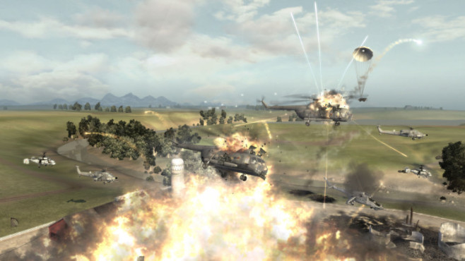 Bildergalerie: World in Conflict