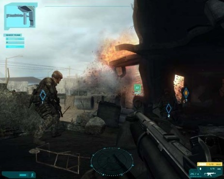 Bildergalerie: Tom Clancy's Ghost Recon – Advanced Warfighter 2