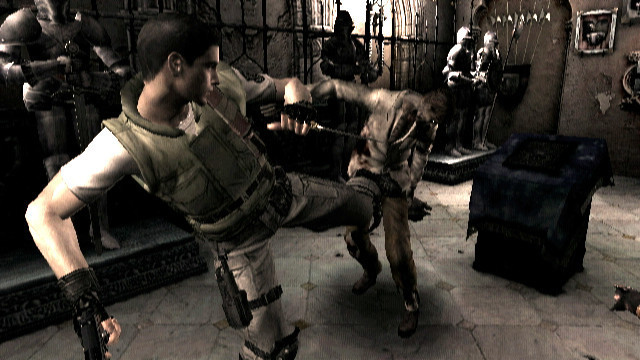 Bildergalerie: Resident Evil – Umbrella Chronicles