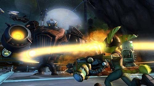 Bildergalerie: Ratchet und Clank � Tools of Destruction