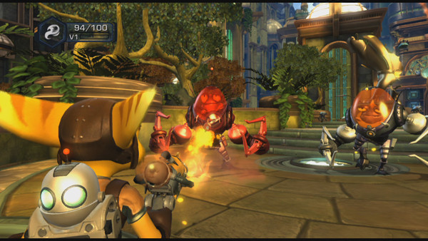Bildergalerie: Ratchet und Clank – Tools of Destruction