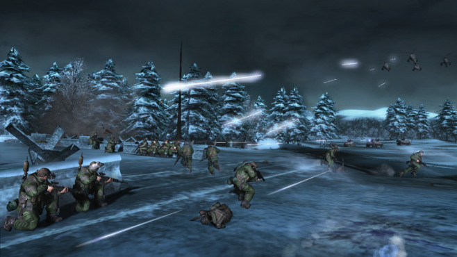 Strategiespiel Tom Clancy's Endwar: Winter