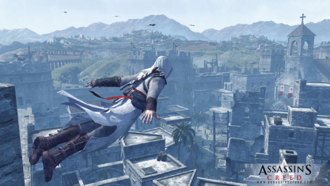 Actionspiel Assassin's Creed: Schwindelfrei