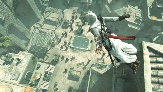 Actionspiel Assassin's Creed: Sprung