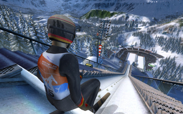 Bildergalerie: RTL Winter Sports 2008 – The Ultimate Challenge