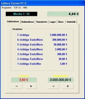 Lottery Tycoon