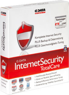 Sicherheits-Software: Die Testsieger 2007 Internet Security Total Care