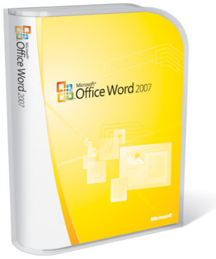 Software: Die Testsieger 2007 Word 2007