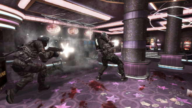 Actionspiel Tom Clancy's Rainbow Six – Vegas 2: Casino © Ubisoft