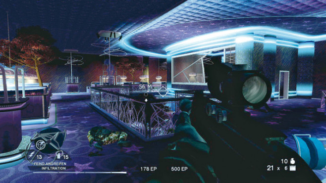 Actionspiel Tom Clancy's Rainbow Six – Vegas 2: Gebäude © Ubisoft