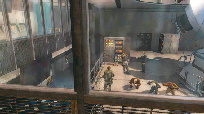Actionspiel Tom Clancy's Rainbow Six – Vegas 2: Geiselbefreiung © Ubisoft