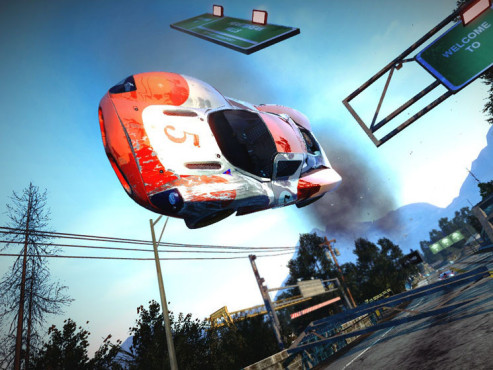 Hits 2008 Burnout Paradise