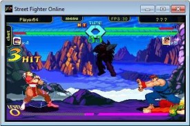 Screenshot 3 - Street Fighter Online