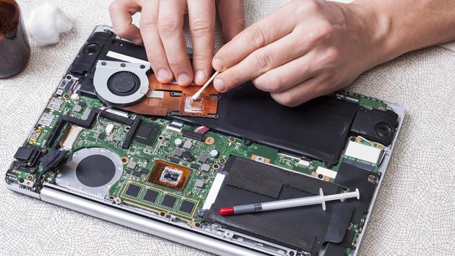 Laptop aufrüsten ©kuchina – Fotolia.com
