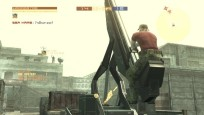 Actionspiel Metal Gear Solid 4: Katapult