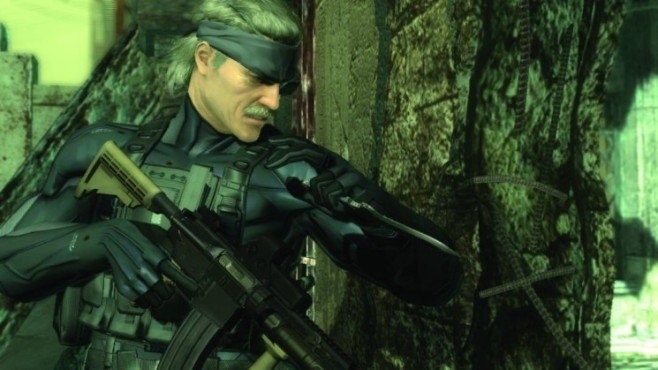 Actionspiel Metal Gear Solid 4: Solid Snake