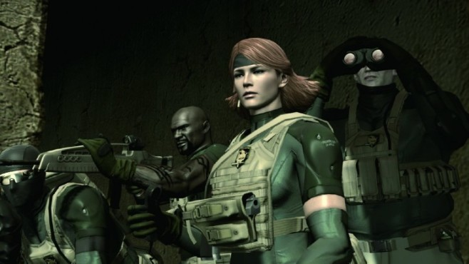 Actionspiel Metal Gear Solid 4: Truppe