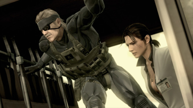 Actionspiel Metal Gear Solid 4: Verbündete