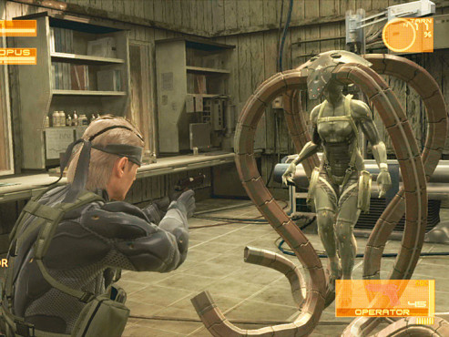 Bildergalerie: Metal Gear Solid 4 � Guns of the Patriots