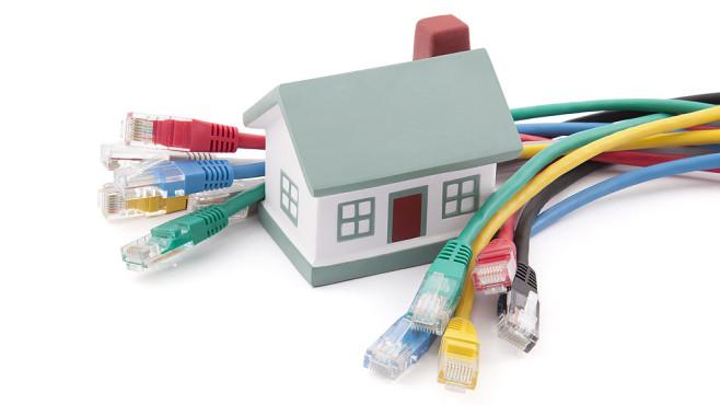 So richten Sie Ihr Heimnetzwerk ein ©Jakub Krechowicz – Fotolia.com