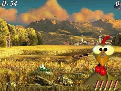 Moorhuhn-Special: Moorhuhn Total 2 - Spielesammlung