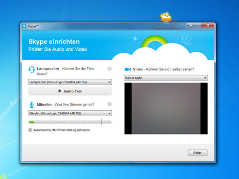 So funktioniert Skype ©COMPUTER BILD