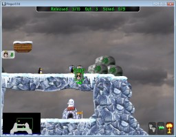 Screenshot 1 - Pingus