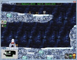 Screenshot 3 - Pingus