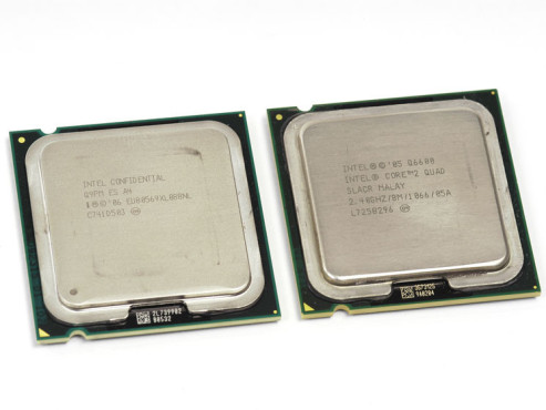 Der Intel Core 2 Extreme QX9770 im Detail