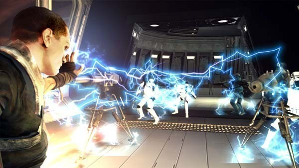 Actionspiel Star Wars � The Force Unleashed: Screenshot