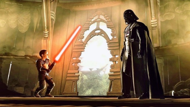 Bildergalerie: Star Wars � The Force Unleashed