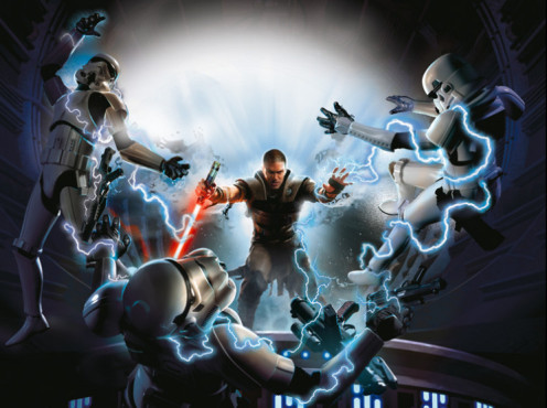 Bildergalerie: Star Wars – The Force Unleashed