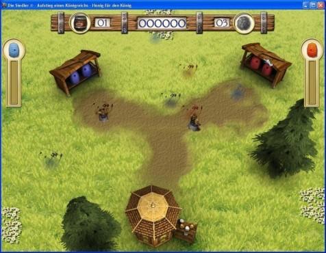25 kostenlose Download-Spiele Die Siedler: Aufstieg eines Königreichs - Honig für den König