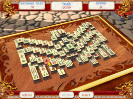 Screenshot 2 - The Great Mahjong