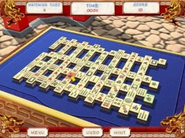 Screenshot 3 - The Great Mahjong
