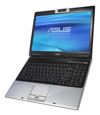 Asus Notebook-Serie M51