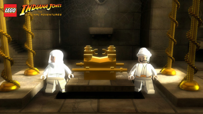 Lego Indiana Jones: Bundeslade