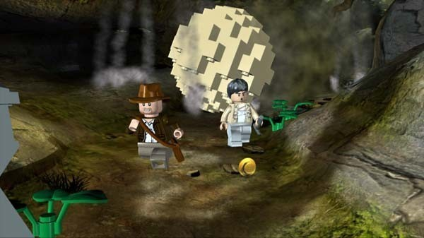 Lego Indiana Jones: Steinfalle