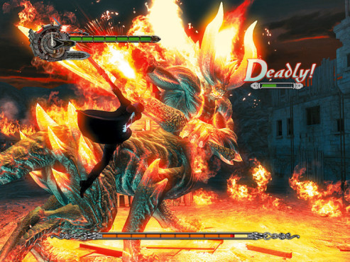 Actionspiel – Devil may cry 4: Berial