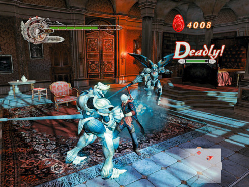 Actionspiel – Devil may cry 4: Ritterdämonen