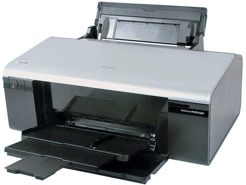 Epson Stylus Photo R285: Tintenstrahldrucker ©COMPUTER BILD