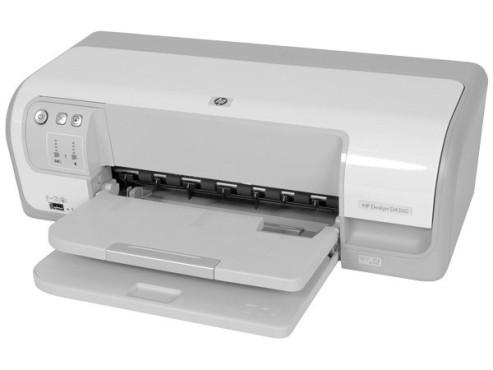 HP Deskjet D4360: Tintenstrahldrucker ©COMPUTER BILD