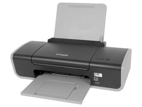 Lexmark Z2420: Tintenstrahldrucker ©COMPUTER BILD